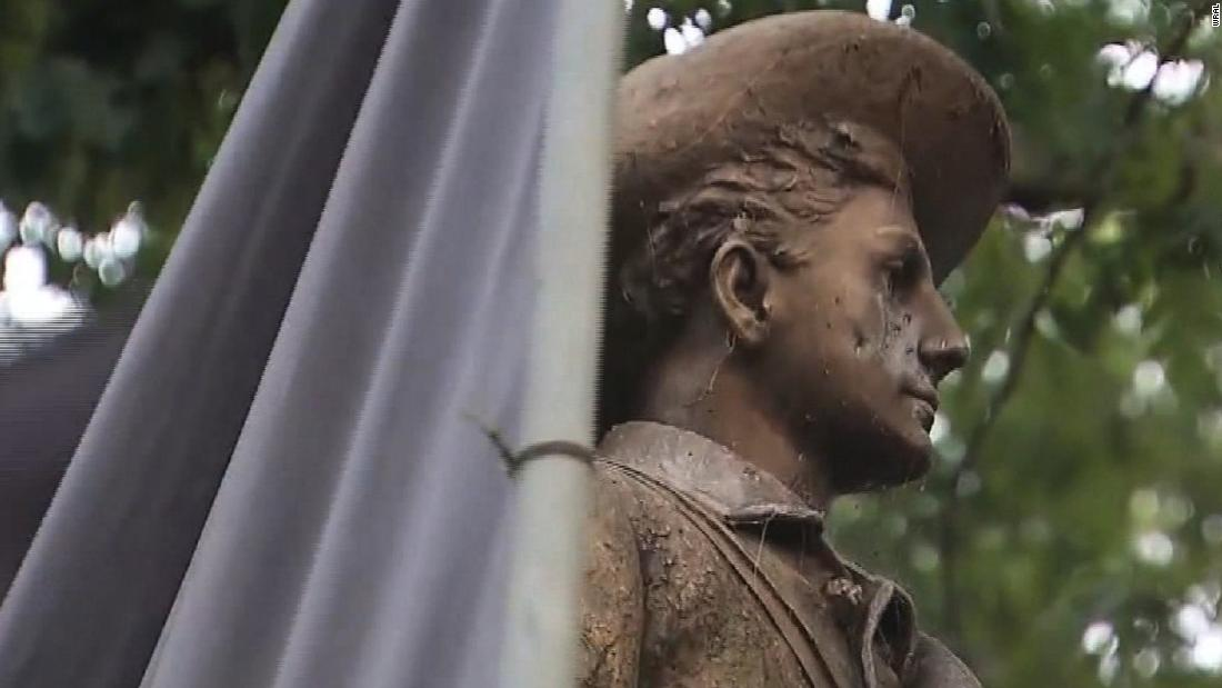 UNC Bids Silent Sam A Not So Fond Farewell