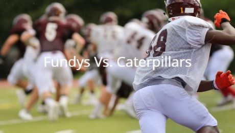 The Fighting Fundys Vs. the Caterpillars