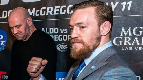 Return of the Notorious Conor McGregor