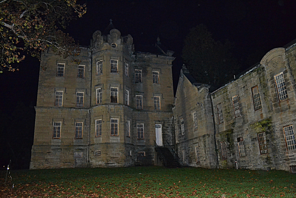 It's Spooky Season: The Weston State Hospital