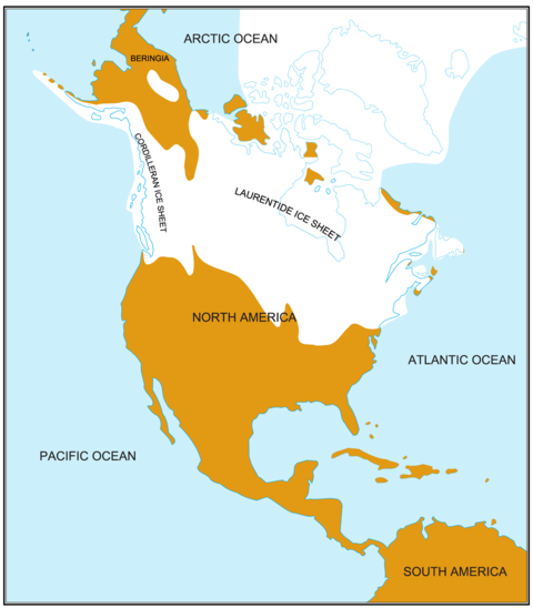 The Peopling of North America