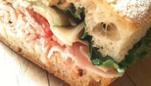 Let's Talk Turkey!  Part 1- Cold Turkey Sandwiches