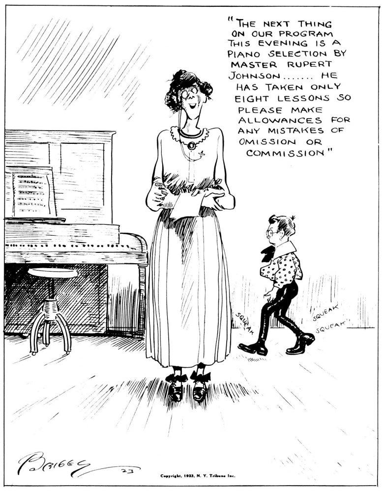 When A Feller Needs Friend Piano Lesson 9
