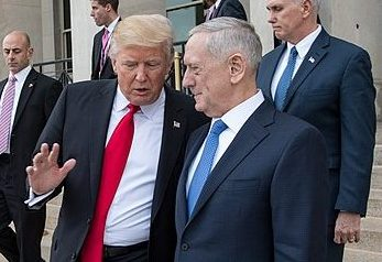 On the Border, Mattis Once Again the Adult in the Room