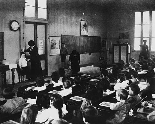 Ordinary World: Education