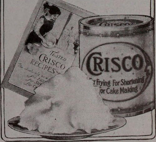 The History of Crisco, or What I Learned at Berkeley