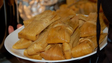 American Sandwiches, the Christmas Tamale edition