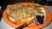 Let's Talk Turkey! Part 2 - Hot Turkey Sandwiches