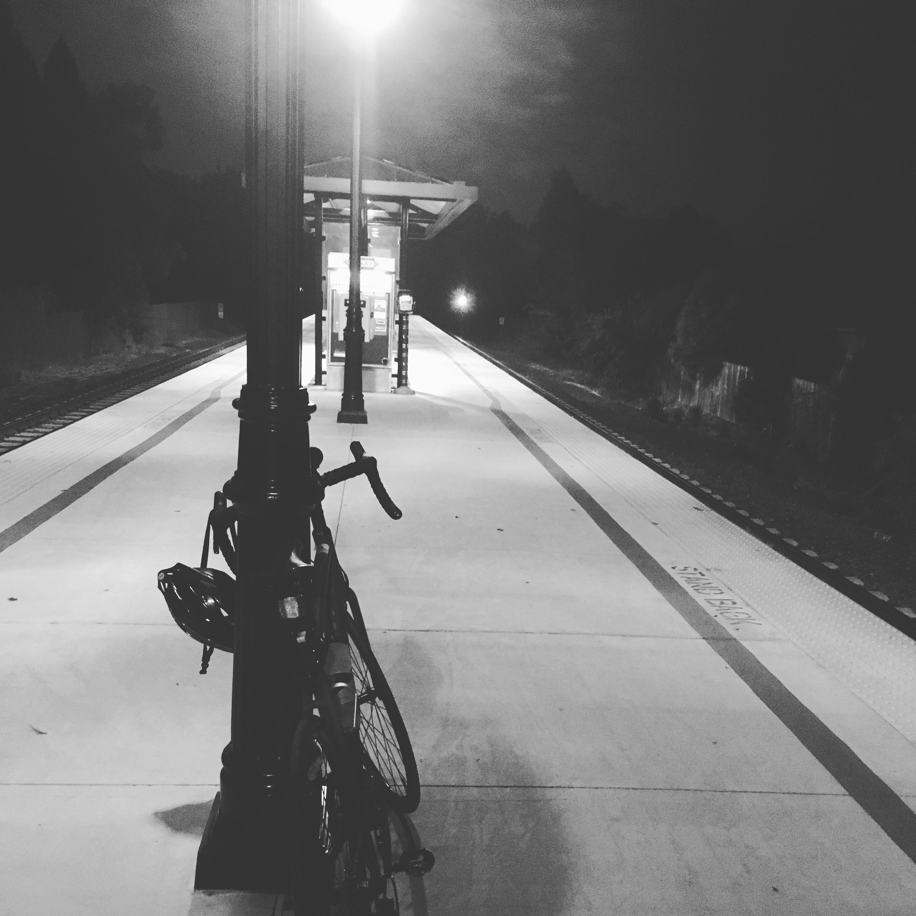 On a Year Commuting by Train and Bike