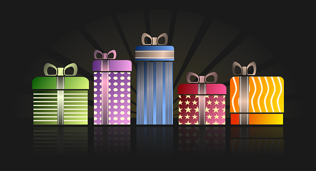 Consumable Holiday Presents