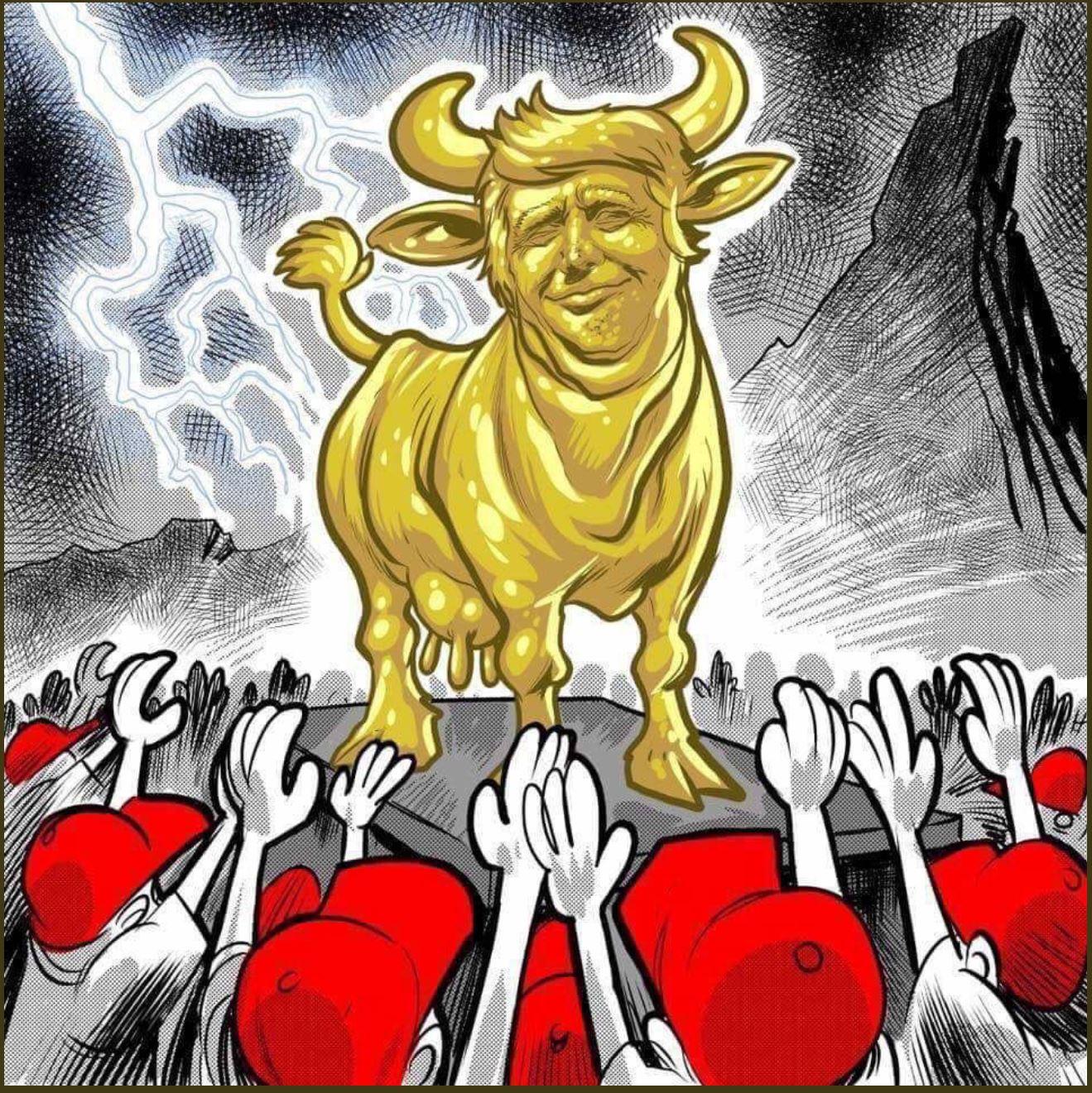 GOP Golden Calf