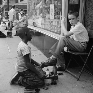 Sunday! On a Vivian Maier Exhibit