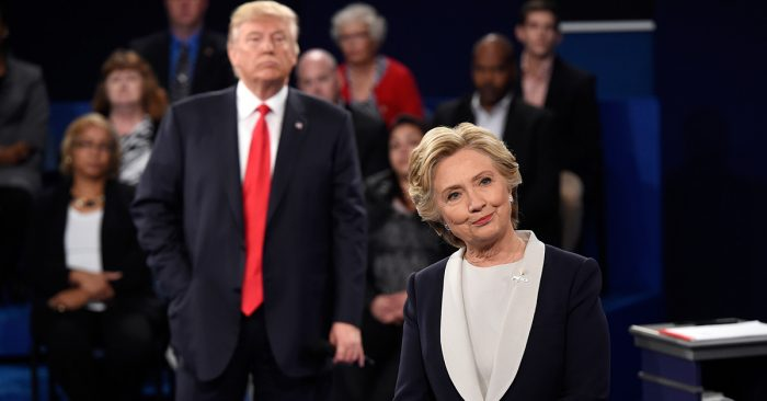 What's The Matter With Hillary Clinton?