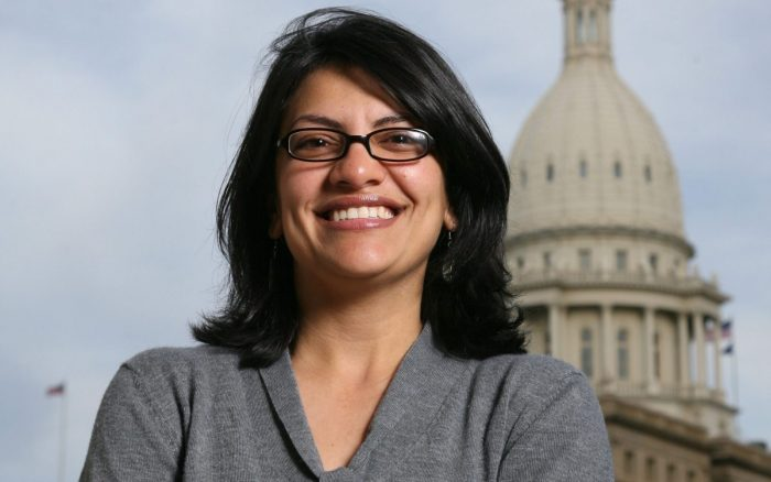 Congresswoman Says Bad Word, Conservatives Feign Outrage