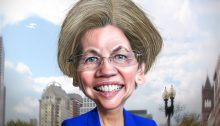 Elizabeth Warren Best Not Think of an Elephant