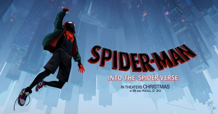 "Two Reviews Of ""Spider-Man: Into The Spider-Verse"""