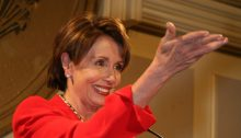Nancy Pelosi For The Win