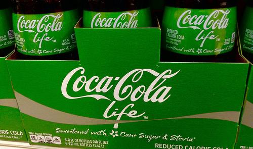 coca-cola life photo