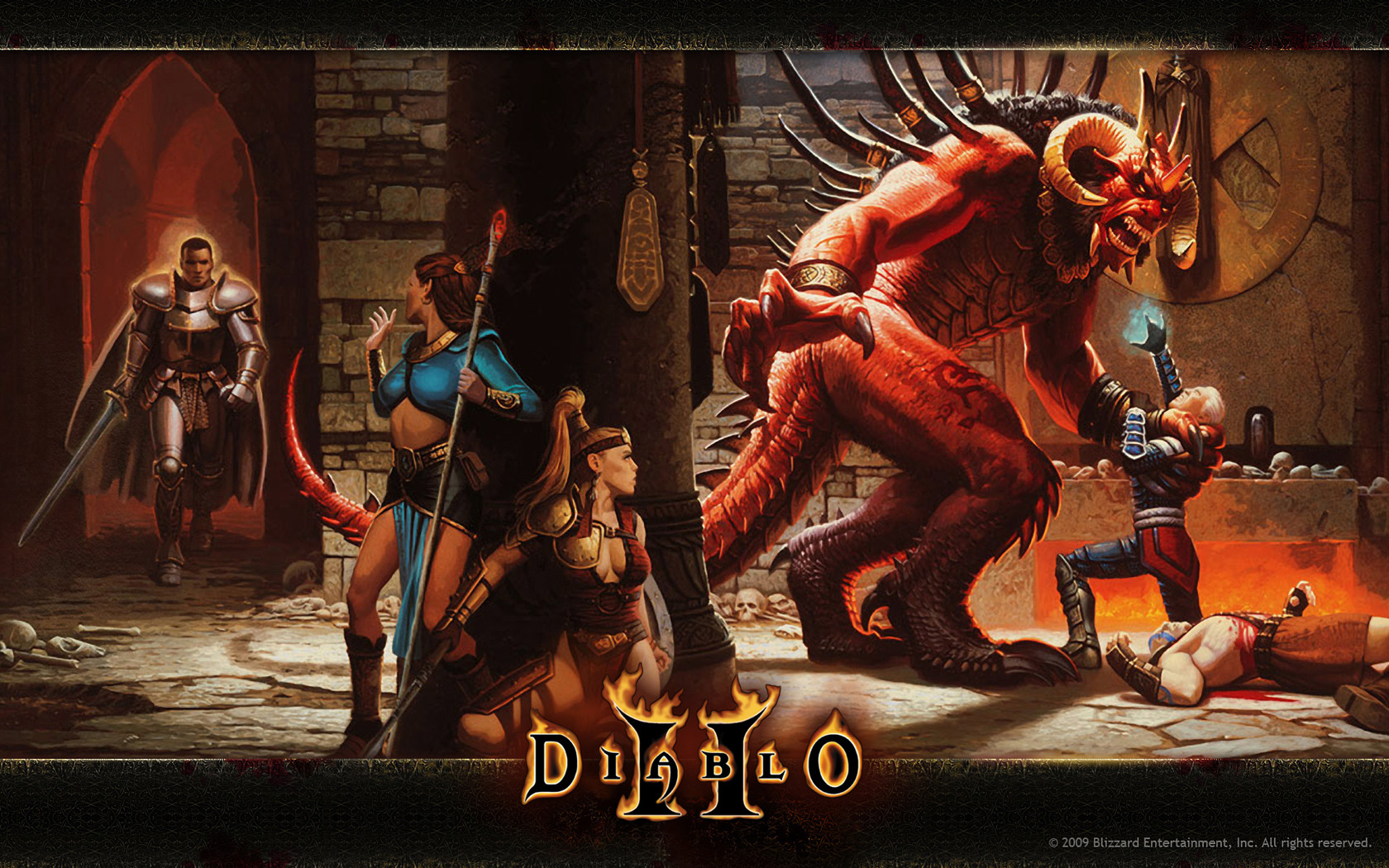 Saturday Morning Gaming Post: Diablo 2! - Ordinary Times