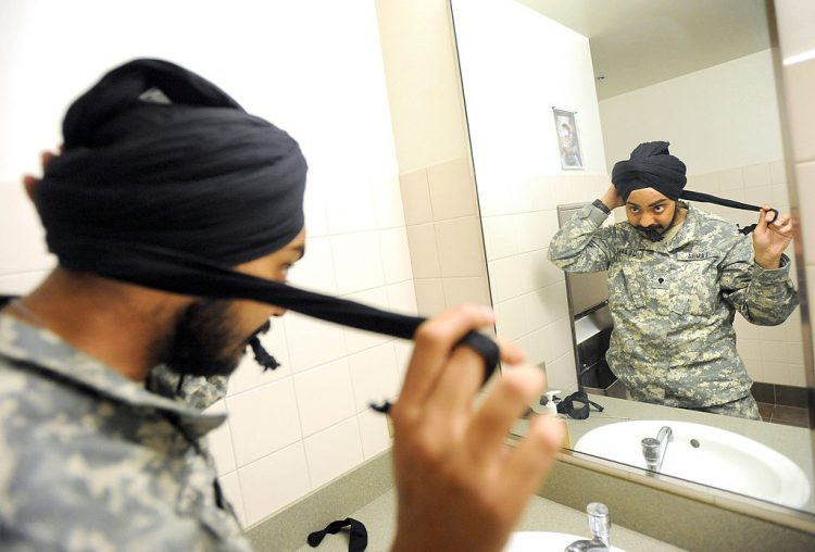 Religious Accommodations Are Good for US Military's Spirit
