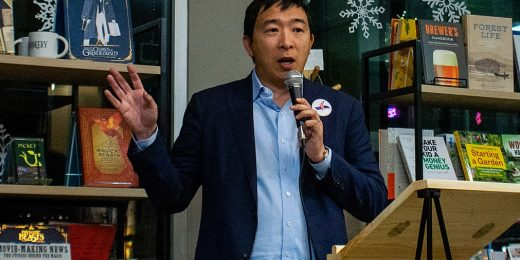 Andrew Yang and the Benefits of Running for President