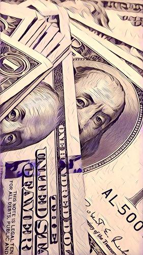 money politics photo