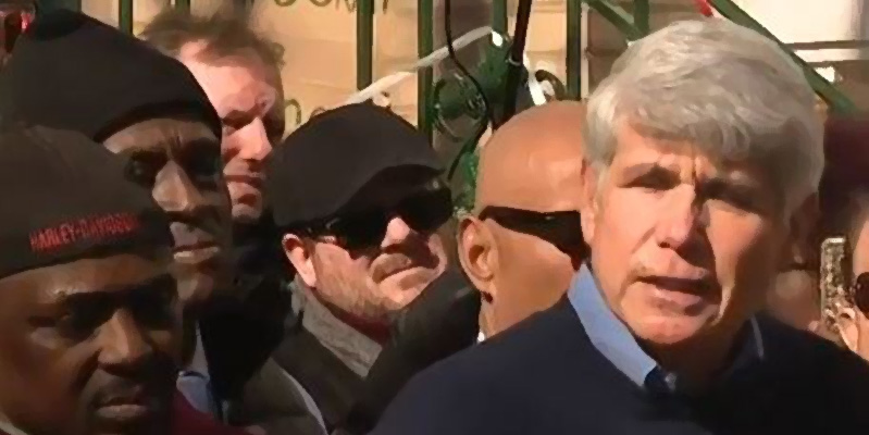 Video: Blagojevich Is A Natural