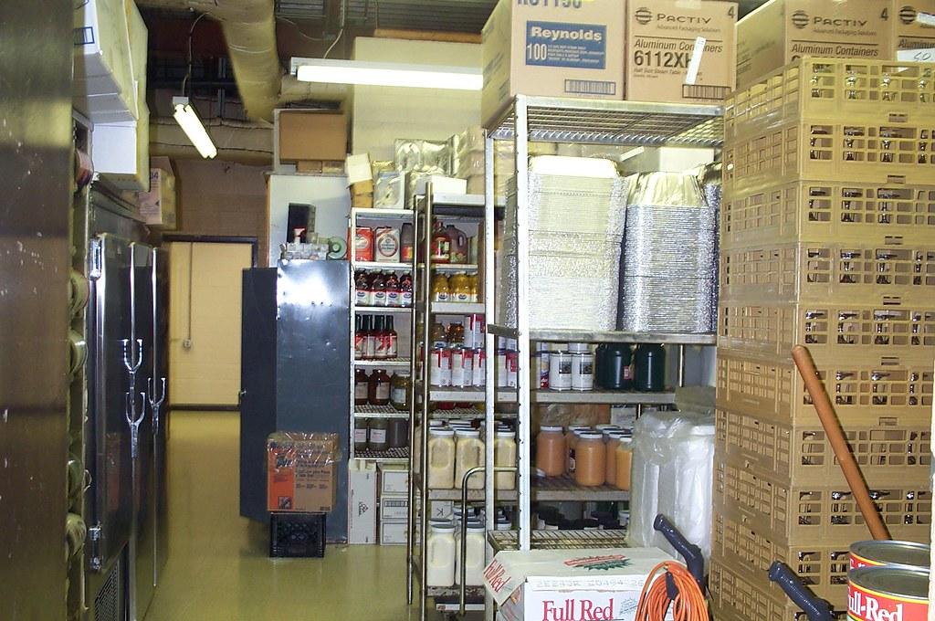 kitchen pantry photo