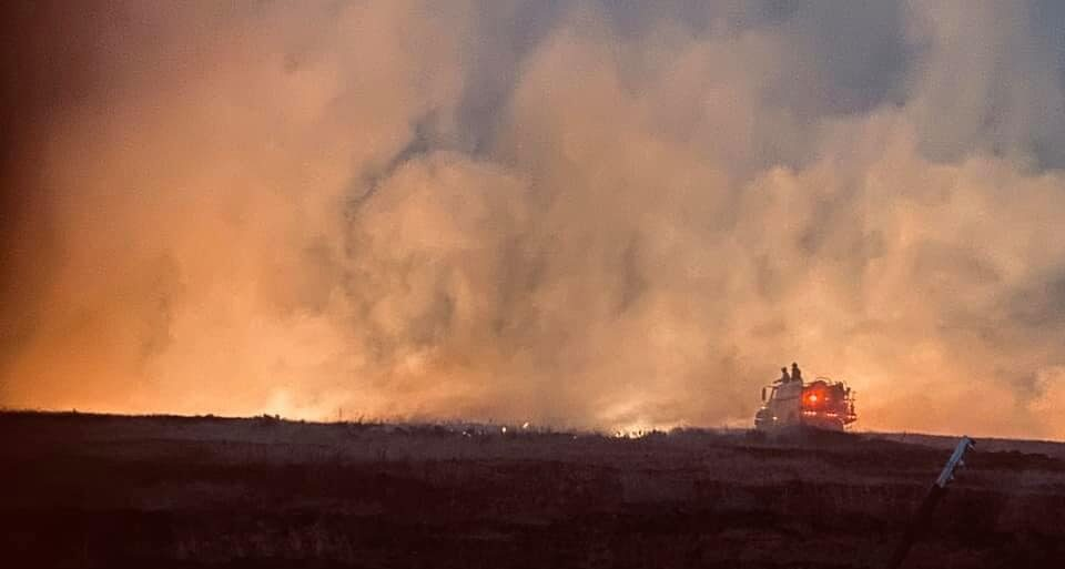 The Whitney Fire