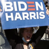 Biden Harris Celebration