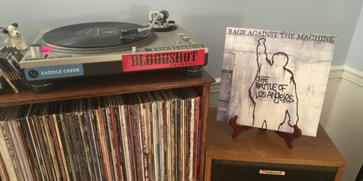Rage Against The Machine's The Battle of Los Angeles