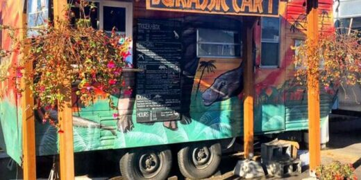 Food Cart in Portland