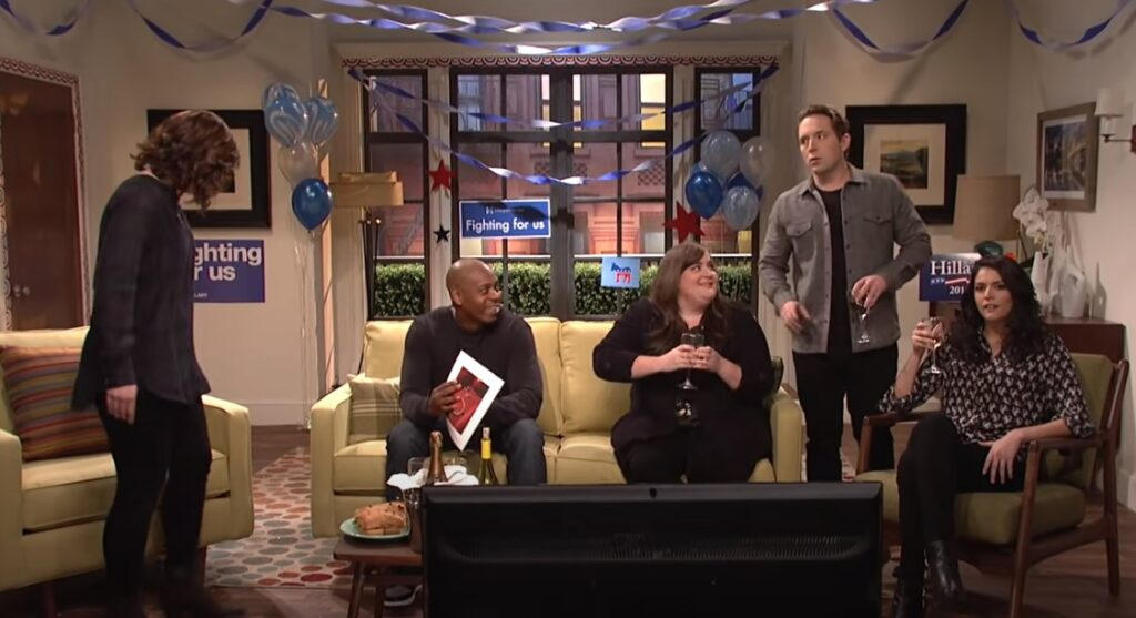 SNL: Election Night 2016