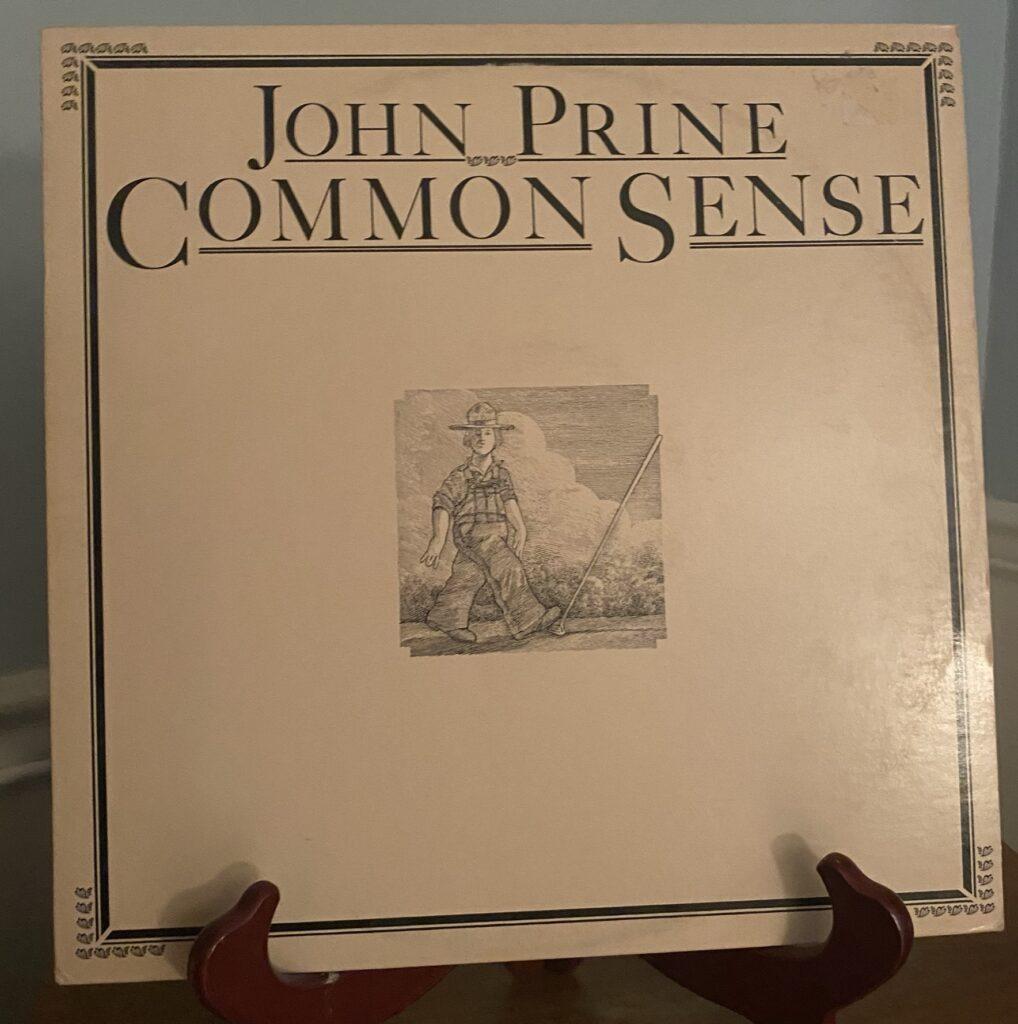 John Prine's Common Sense