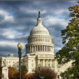 United States Capitol in Washington D.C.