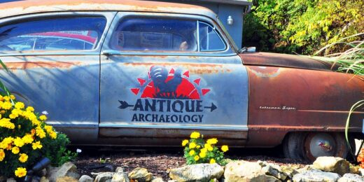 American Pickers, Picking and Grinning
