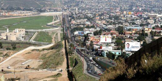 US-Mexico Boder