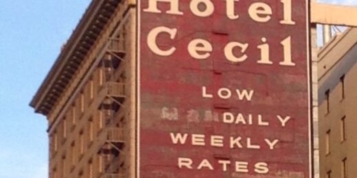 Crime Scene: The Vanishing at the Cecil Hotel and the Internet Injustice Machine
