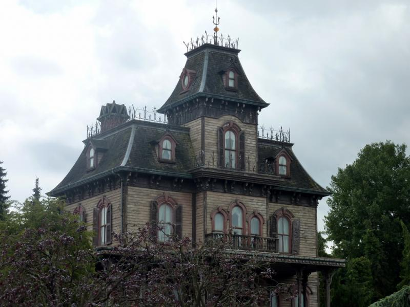 Pomfret House