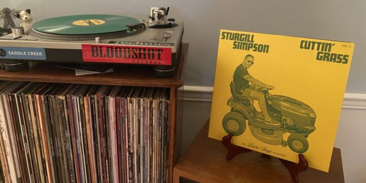 Saturday Spins Part 1: Sturgill Simpson's Cuttin' Grass Vol. 1
