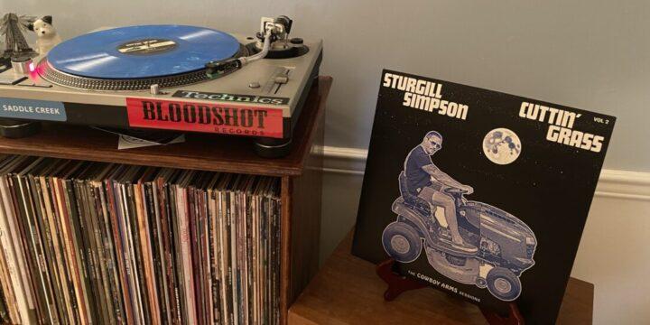 Sunday Spins Part 2: Sturgill Simpson's Cuttin' Grass Vol 2