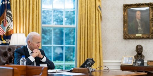 Saint Joe of the Low Bar: President Biden, Approval Numbers, and Ticking Clocks