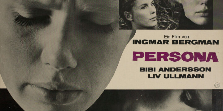 Sunday Morning! Persona by Ingmar Bergman