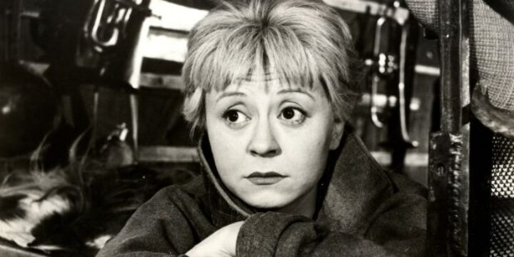 "Sunday Morning! ""La Strada"" by Federico Fellini"