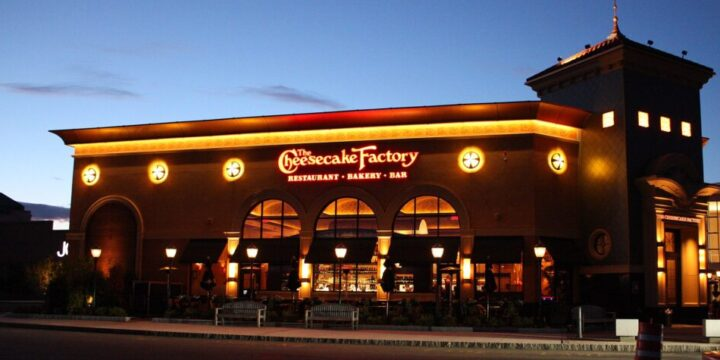 Fight With You At The Cheesecake Factory, You Know I Hate It There