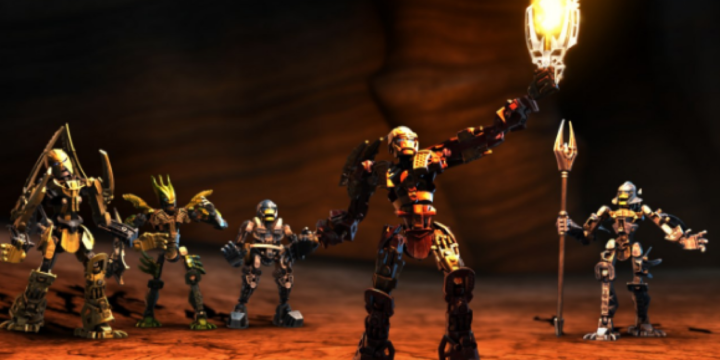 Looking Back on the BIONICLE Films