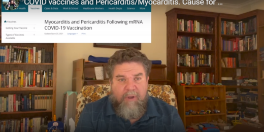 pericarditis from COVID-19 vaccine
