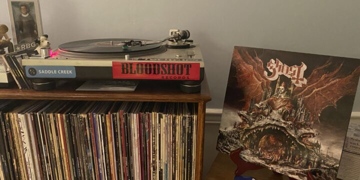 Saturday Spins: Ghost
