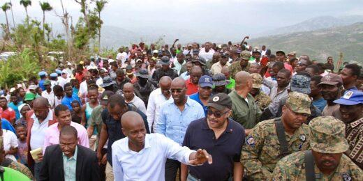 Haitian President Jovenel Moïse Assassinated