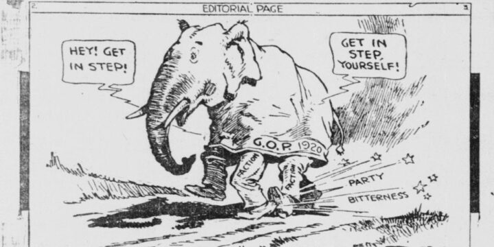 From GOP to Grand New Party: Starting A New Party With An Old Name